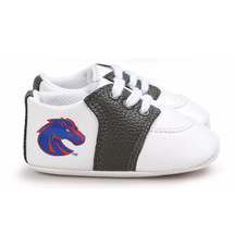 Boise State Broncos Pre-Walker Baby Shoes - Black Trim