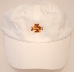 Iowa State Cyclones Baby Twill Baseball Cap