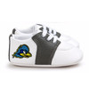 Delaware Blue Hens Pre-Walker Baby Shoes - Black Trim