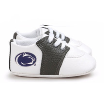 Penn State Nittany Lions Pre-Walker Baby Shoes - Black Trim