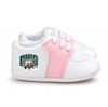 Ohio Bobcats Pre-Walker Baby Shoes - Pink Trim