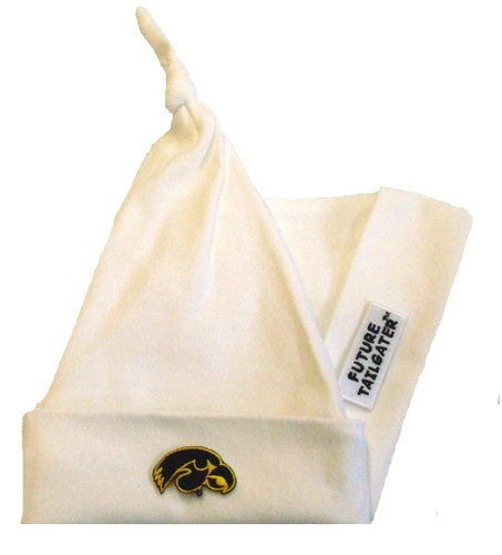 Iowa Hawkeyes Baby Knotted Cap