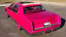 93-96 Cadillac Fleetwood Sliding Ragtop Open Rear