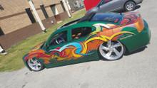 2006-2010 Dodge Charger Sliding Ragtop Kit