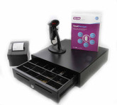 MYOB Retail manager V12, Thermal Printer, Scanner, Cash Drawer