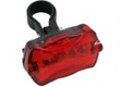 Red Wheel Chair Tail Light