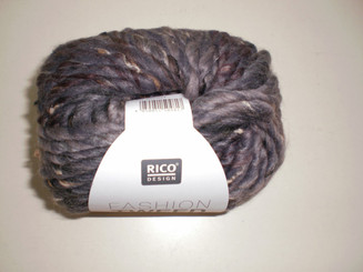 Rico Fashion Tweed Super Chunky in Brown