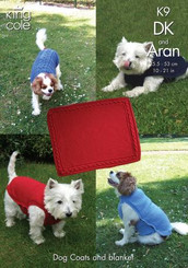 Dog Coats and Blanket - K9