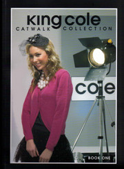 King Cole Catwalk Collection Pattern Book (Book One)