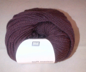 Rico Essentials Soft Merino Aran in Chianti