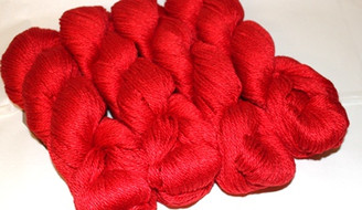 Fyberspates Scrumptious Aran Yarn in Ysolda colour of  Empire Biscuit