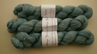 Eden Cottage Pegasus Lace Yarn in Storm
