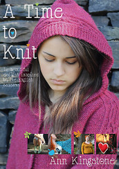A Time to Knit book from Ann Kingstone