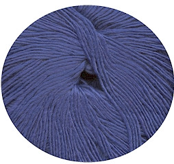 Mini Mochi 4-ply yarn in Lapis Blue