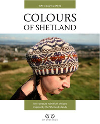 Kate Davies Designs - Colours of Shetland Book