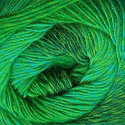 Jawoll Magic 4-ply Superwash sock yarn in Grasshopper shade
