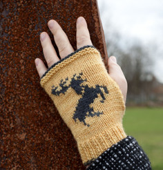 Game of Thrones: Baratheon mitts kit