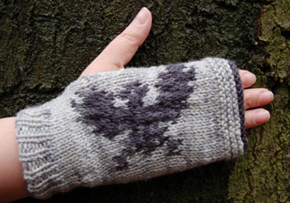 Game of Thrones: Night's Watch mitts kit