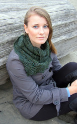 Photosynthesis Shawl pattern from Tin Can Knits