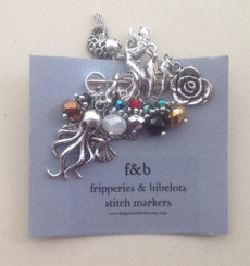 Game of Thrones inspired stitch markers: Set 2
