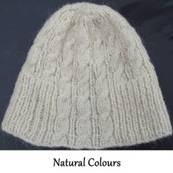 Shepherd's Cap knitting kit