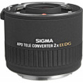 Sigma 2x EX DG APO Teleconverter 15 day/60 week/120 month