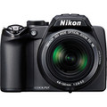 Nikon P100 10.3MP 26X Zoom  22 day/88 wk/176 month