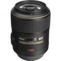 Nikon 105mm f/2.8G ED-IF AF-S VR  Macro Autofocus Lens 25 day/100 week/200 month