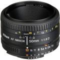 Nikon Normal AF Nikkor 50mm f/1.8D Autofocus Lens 10 day/40 week/80 month