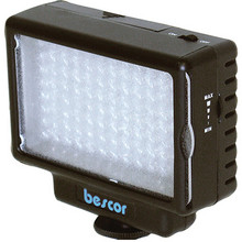 Bescor LED-70 Dimmable 70W Video & DSLR Light 5 day/20 week/40 month