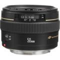 Canon Normal EF 50mm f/1.4 USM Autofocus Lens 18 day/72 week/144 month