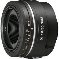Sony SAL-50F18 50mm f/1.8 DT AF Lens for Alpha & Minolta Digital SLRs 10 day/40 week/80 month