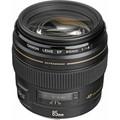 CCanon 85mm f/1.8 EF USM Autofocus Lens 25 day/100 week/200 month