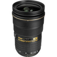 AF-S Nikkor 24-70mm f/2.8G ED Autofocus Lens 30 day/120 week/240 month