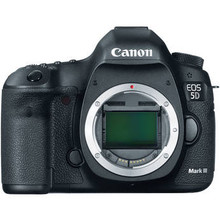 Canon EOS 5D Mark III Digital Camera (Body Only)  65 day/260 week/520month