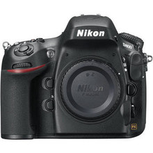 Nikon D800 Digital SLR, Full Frame, 36.3 MP  85 day/340 week/680 month