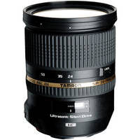 Tamron SP 24-70mm f/2.8 DI VC USD Lens  35 day/140  week\280 month