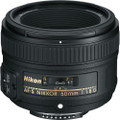 AF-S Nikkor 50mm f/1.8G Lens  13 day/52 week/104 month