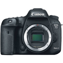Canon EOS 7D Mark II DSLR Camera  $55 Day/220 Week/440 Month