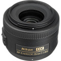 Nikkor AF-S DX 35mm f/1.8G 15.00 day/60.00 week/120.00 month