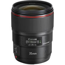 Canon EF 35mm f/1.4L II USM Lens  35 day/140 week/280 month
