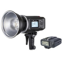 FlashPoint Xplor 600 TTL/HSS Battery Powered Studio Flash-50 day/200 week/400 month