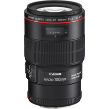 Canon EF 100mm f/2.8L Macro IS USM Lens   20 day/80 week/160 month