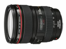 Canon EF 24-105mm f/4L IS USM Zoom Telephoto 35 day/140 week/280/month