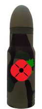 Red Poppy Remembrance Forest Camouflage AmmOMug®