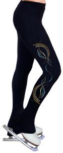 Skating Pants with Spangles S120
