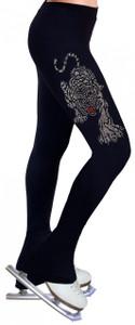 Skating Pants with Rhinestones R94