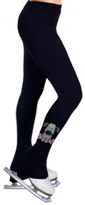 Skating Pants with Rhinestones R289