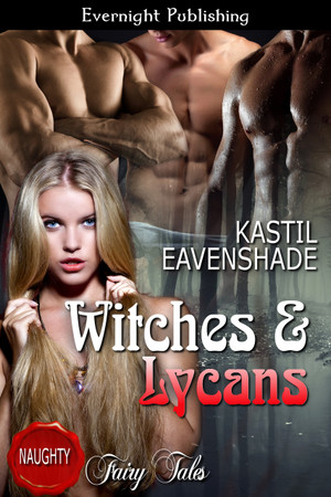 Genre: Erotic Paranormal Romance  Heat Level: 4  Word Count: 25, 535  ISBN: 978-1-77233-039-7  Editor: JC Chute  Cover Artist: Sour Cherry Designs