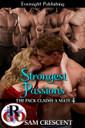 Genre: Paranormal Menage (MFMMMMM) Romance  Heat Level: 3  Word Count: 10, 405  ISBN: 978-1-77233-380-0  Editor: Karyn White  Cover Artist: Sour Cherry Designs